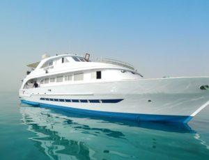 La nostra barca per la crociera